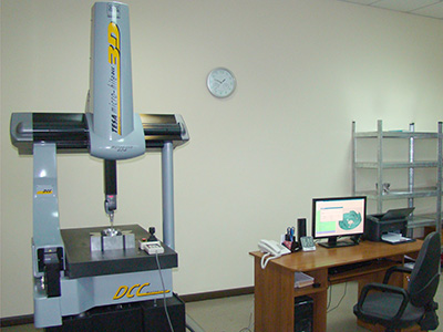 TESA Micro-Hite 3D DCC coordinate-measuring machine
